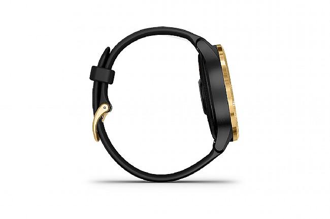 Garmin Venu GPS Smartwatch Black w/Gold