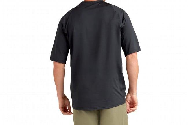 Dakine Mens Vectra Short Sleeve Jersey Black