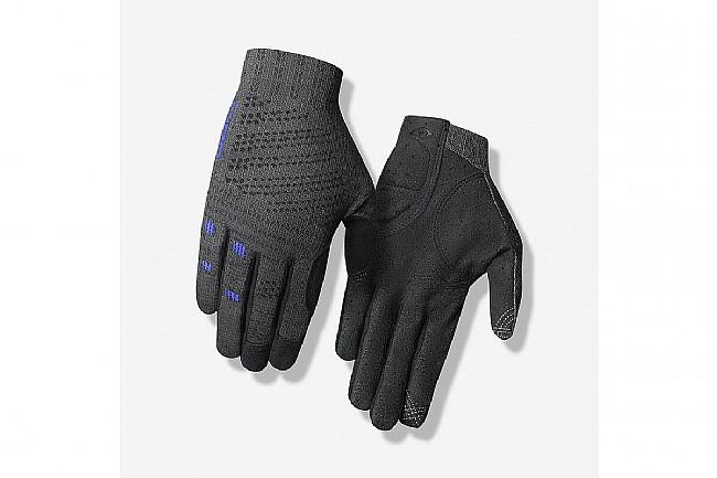 Giro Womens Xnetic Trail Glove Titanium / Electric Purple