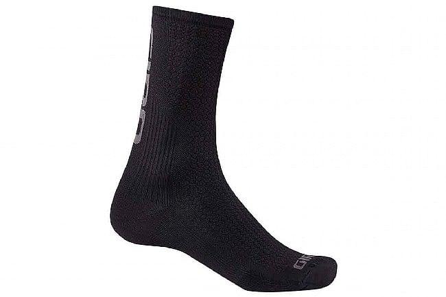 Giro HRc Team Sock Black/Dark Shadown