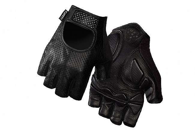 Giro LX Half Finger Glove Black