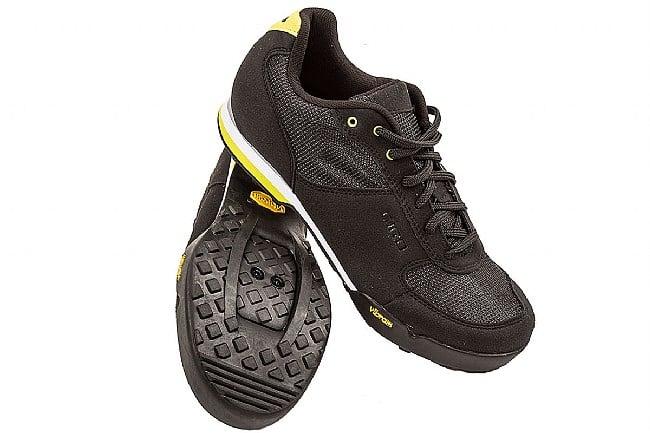 Giro Womens Petra VR MTB Shoe Black/Wild Lime