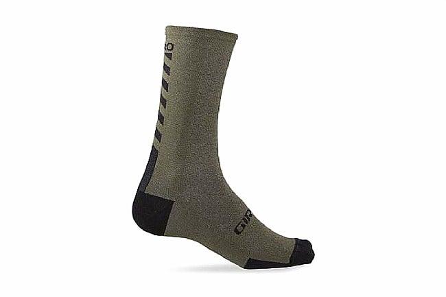 Giro HRC Merino Wool Sock Mil Spec/Black