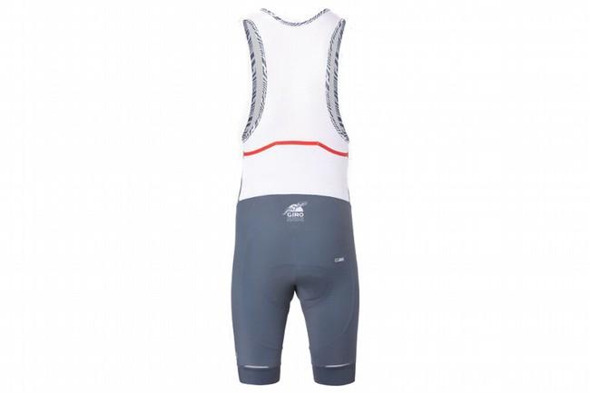 Giro Mens Chrono Expert Bib Short Ondas Port Grey Ondas