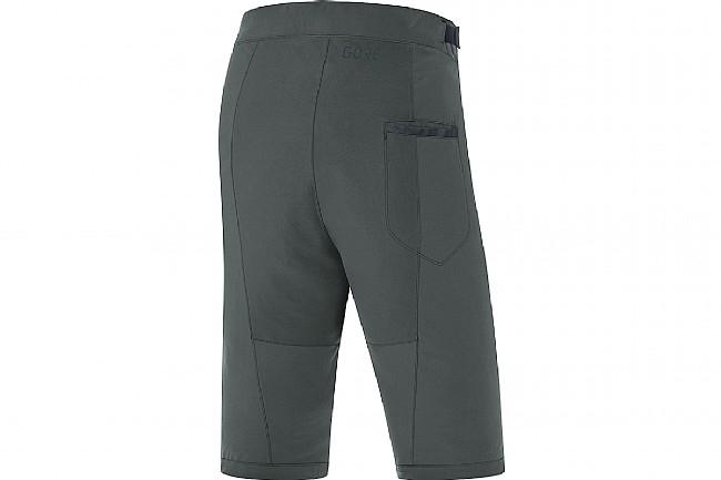 Gore Wear Mens Explore Shorts Urban Grey