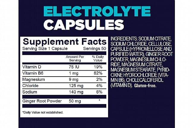GU Roctane Electrolyte Capsules (50 Capsules) GU Roctane Electrolyte Capsules (50 Capsules)