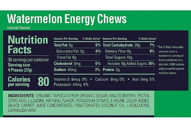 GU Energy Chews (Box of 18) GU Energy Chews (Box of 18)