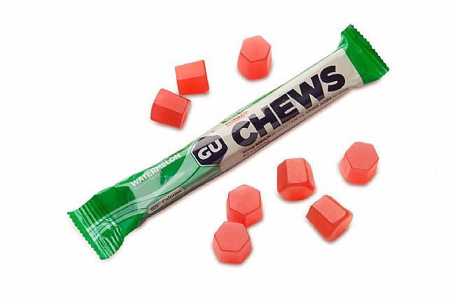 GU Energy Chews (Box of 18) Watermelon