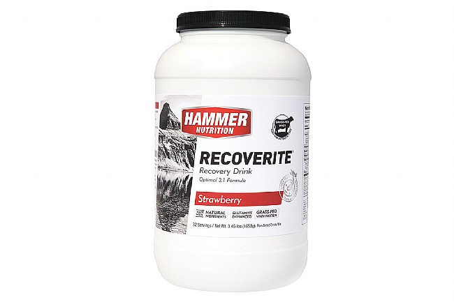 Hammer Nutrition Recoverite (32 Servings) Strawberry
