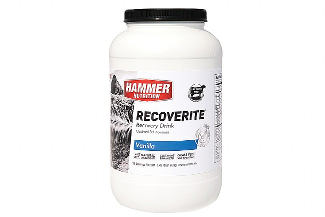 Hammer Nutrition Recoverite (32 Servings) Vanilla