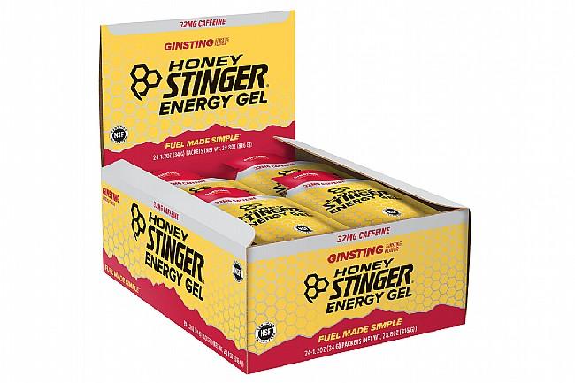 Honey Stinger Classic Energy Gels (Box of 24) Ginsting