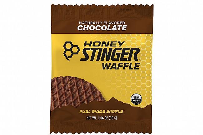 Honey Stinger Organic Stinger Waffle (Box of 16) Chocolate