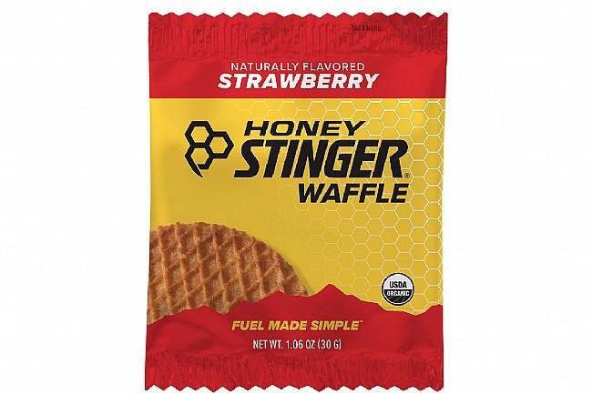 Honey Stinger Organic Stinger Waffle (Box of 16) Strawberry