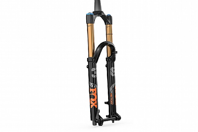 Fox Factory 2021 Float 36 Factory 29in Fork 160mm - 51mm Offset (Shiny Black)