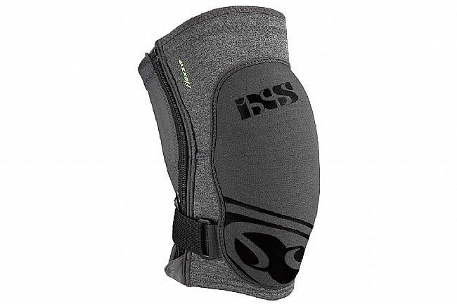 IXS Flow ZIP Knee Pad Grey - Small