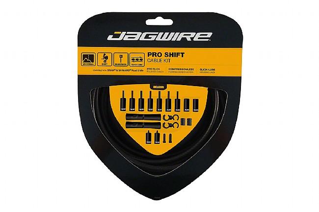 Jagwire Pro Shift Kit  Stealth Black