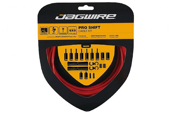 Jagwire Pro Shift Kit  Red