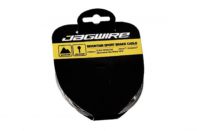 Jagwire Slick Stainless Tandem Brake Cable Shimano/SRAM Mountain Tandem 1.5x2750mm
