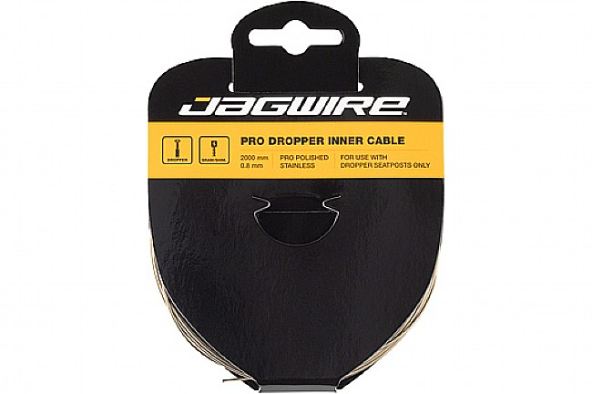 Jagwire Pro Dropper Polished Inner Cable Jagwire Pro Dropper Polished Inner Cable