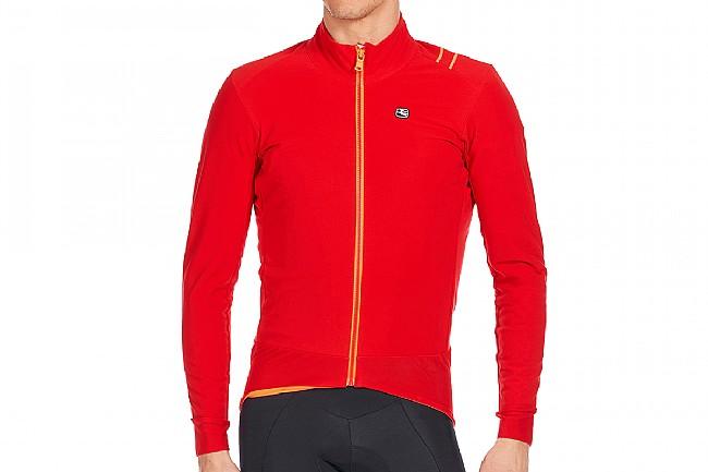 Giordana Mens Fusion Jacket Red/Grey