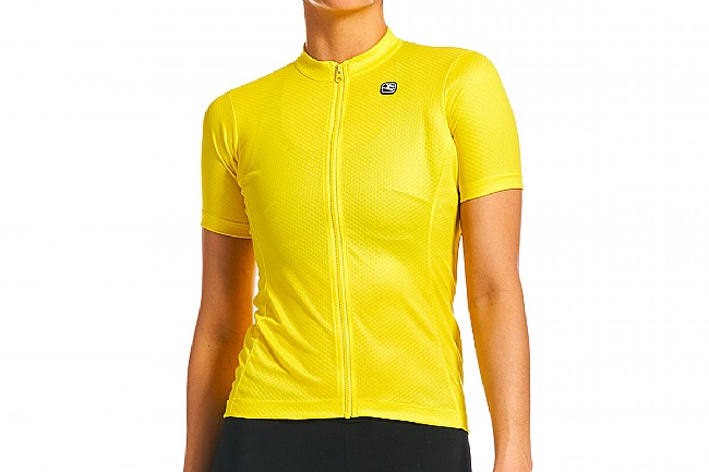 Giordana Womens Fusion S/S Jersey ( 2020 ) Meadowlark Yellow