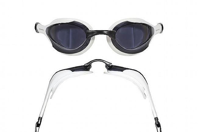 Blueseventy Contour Non-Mirrored Goggle White/Smoke