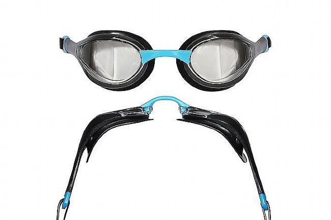 Blueseventy Contour Non-Mirrored Goggle Black/Clear
