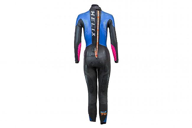 Blueseventy Womens Helix Wetsuit Black/Blue