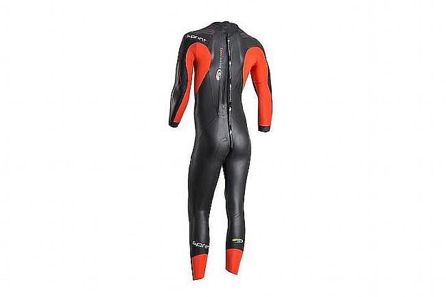 Blueseventy Mens Sprint Wetsuit (2021) Blue Seventy Mens Reaction Sleeveless Wetsuit
