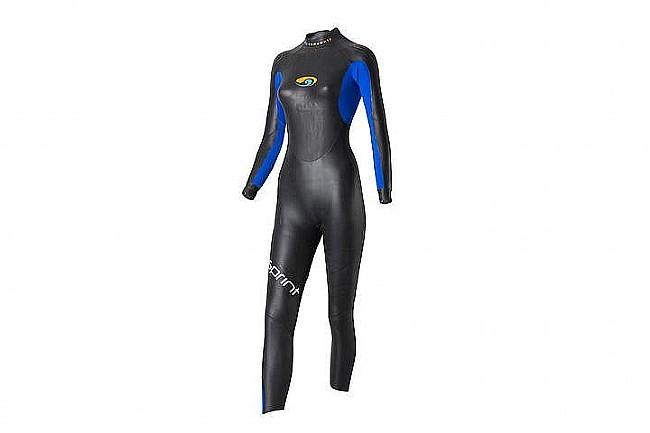 Blueseventy Womens Sprint Wetsuit Black/Blue