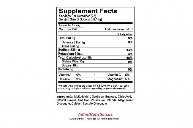 Infinit Nutrition Speed Hydration for Women  Infinit Nutrition Speed Hydration for Women