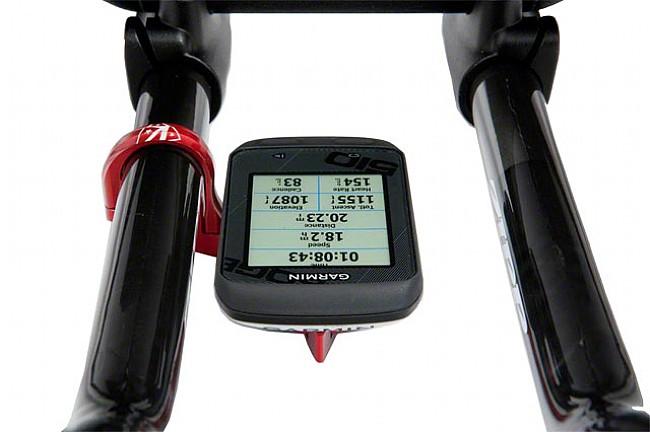 K-Edge Garmin TT Mount  K-Edge TT Garmin Mount for Edge and Forerunner 22.2mm