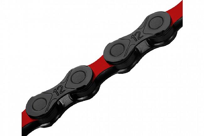 KMC DLC 12x126 MTB Chain Red