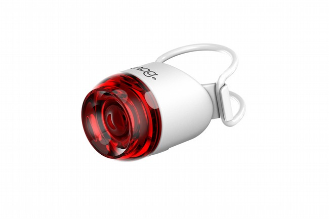Knog Plug Rear Light White