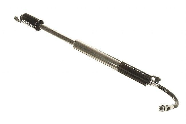Lezyne Alloy Drive Hand Pump Medium - High Polish Black