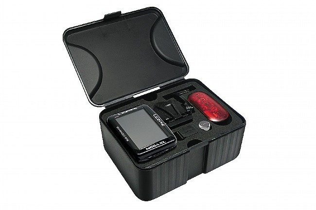 Lezyne MEGA XL GPS Loaded Kit Computer Lezyne MEGA XL GPS Loaded Kit Computer
