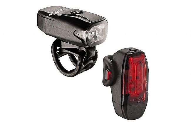 Lezyne KTV Drive Light Set Black