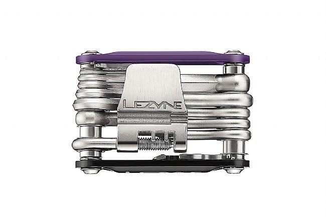 Lezyne Rap 20 Multi-Tool Purple
