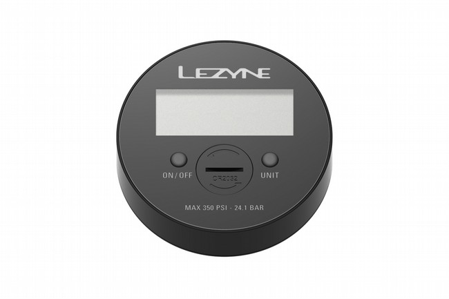Lezyne Steel Digital Drive Floor Pump
