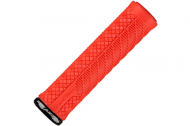 Lizard Skins Charger Evo Lock-On Grips Fire Red