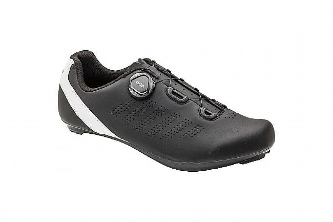 Louis Garneau Mens Milan Shoe Black
