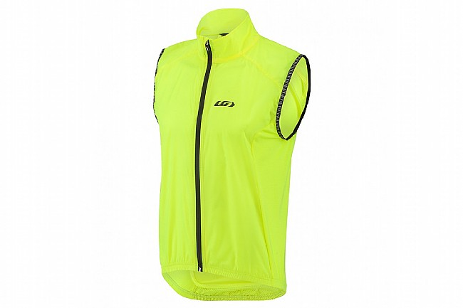 Louis Garneau Mens Nova 2 Cycling Vest Bright Yellow