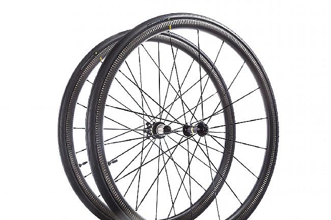 Mavic 2020 Ksyrium Pro Carbon SL UST Wheelset Mavic 2018 Ksyrium Pro Carbon SL UST Wheelset