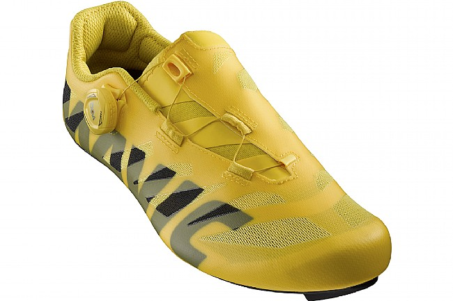 Mavic Cosmic SL Ultimate Road Shoe Yellow/Black