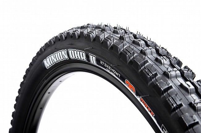 "Maxxis Minion DHR II Wide Trail 3C/EXO/TR 27.5"" Tire Maxxis Minion DHR II Wide Trail 27.5 MTB Tire"