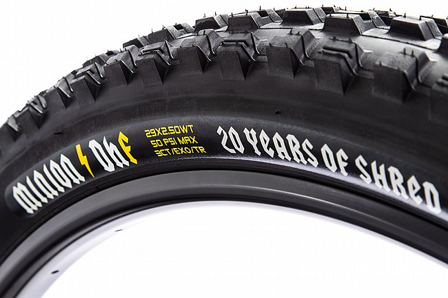"Maxxis Minion DHF 20th Anniversary Edition 29"" MTB Tire"