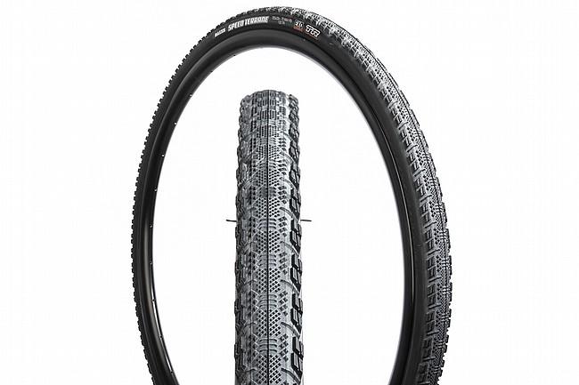 Maxxis Speed Terrane EXO/TR Cyclocross Tire 700 x 33mm - EXO/Tubeless Ready