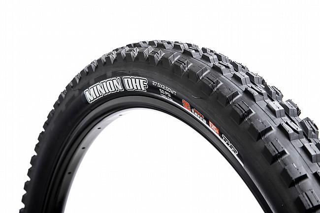 """Maxxis Minion DHF 27.5 x 2.6"""" 3C/EXO/TR MTB Tire Maxxis Minion DHF 27.5 MTB Tire"""