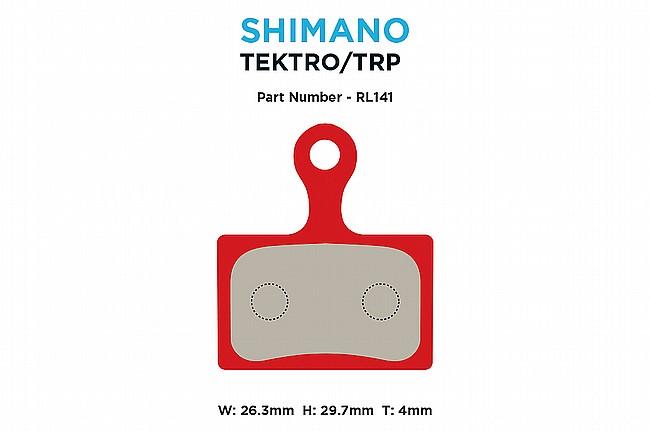 MTX Braking Red Label RACE Brake Pads Shimano Road ALL