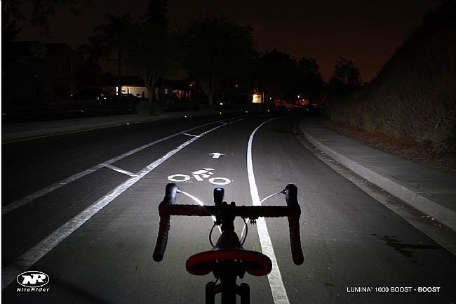 NiteRider Lumina 1000 Boost  / Sabre 110 Light Set NiteRider Lumina 1000 Boost  / Sabre 110 Light Set